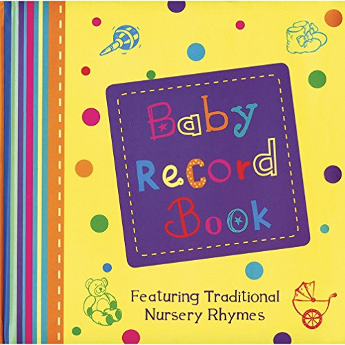 9780752576435: Baby Record Book (Yellow)