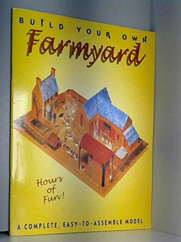 9780752576480: Farmyard (Build Your Own)