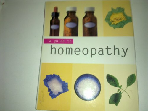 HOMEOPATHY (GUIDE TO MBS S.) (0752577808) by ANDREW JAMES