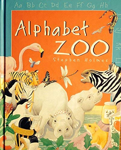 9780752578798: Alphabet Zoo