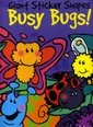Busy Bugs (Sticker Shapes)