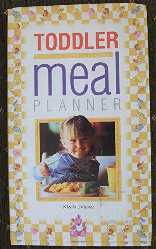 9780752579306: Toddler Mealplanner