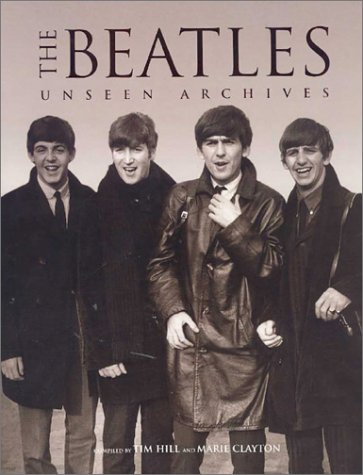 9780752583693: The Beatles Unseen Archives