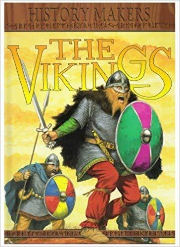 9780752583990: The Vikings (History Makers)