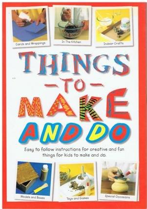 9780752584034: Things to Make and Do (Boxset S.)