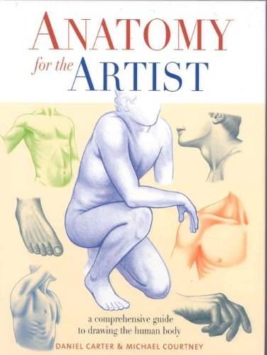 9780752586687: Anatomy for the Artist