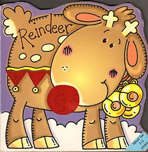 Reindeer (Christmas Shaped Boards): n/a