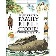 9780752589749: Illustrated Family Bible Stories