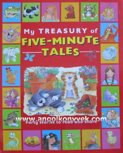 My Treasury of Five-Minute Tales: Gaby Goldsack and