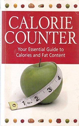 9780752592954: Calorie Counter