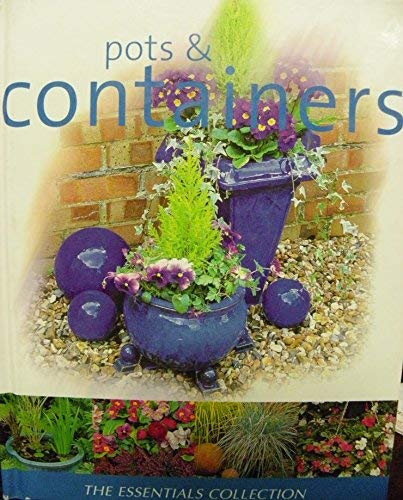 9780752597102: Pots & Containers (The Essentials Collection)
