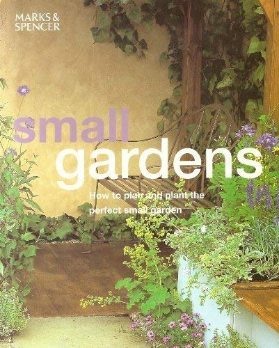 Small Gardens: Squire, David
