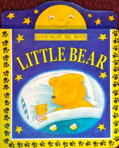 9780752597393: Good Night Mr.Moon Little Bear