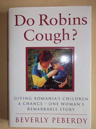 9780752801759: Do Robins Cough?