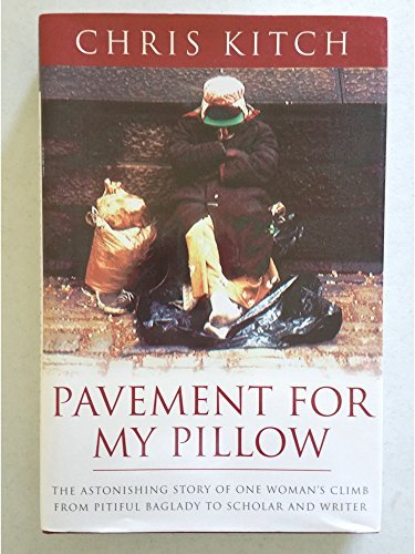 Pavement for My Pillow Hb: Chris Kitch