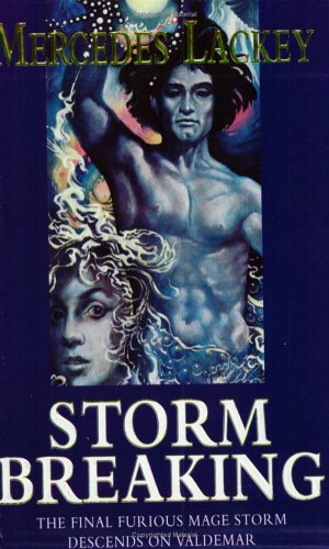 9780752806419: Storm Breaking (The Mage storms)