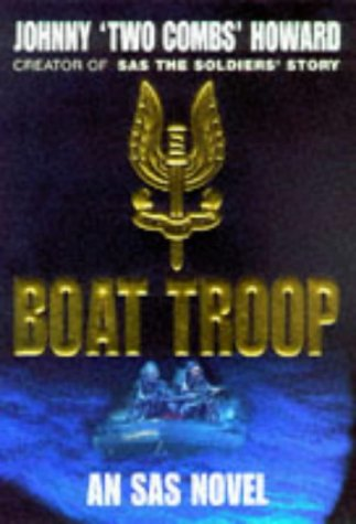 """Boat Troop (Sas Boat Troop): Johnny """"Two Combs"""""""