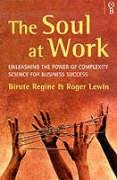 9780752811857: The Soul At Work: Unleashing the Power of Complexity Science for Business Success