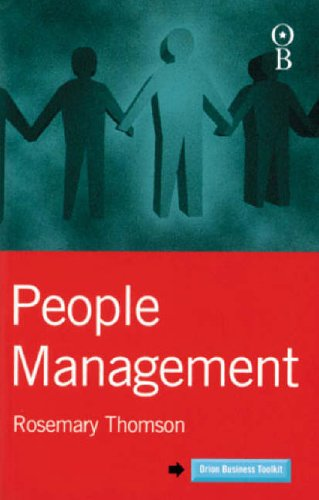 9780752813592: People Management (Orion Business Toolkit S.)