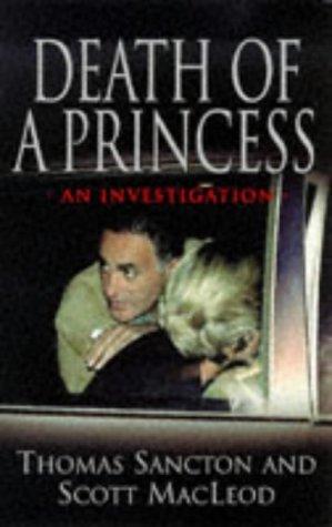 9780752817095: Death Of A Princess (Diana Princess of Wales)