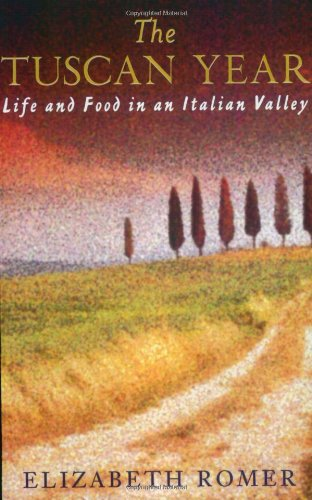 9780752817149: The Tuscan Year: Life and Food in an Italian Valley