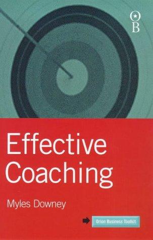 9780752821085: Effective Coaching