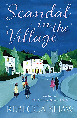 9780752826776: Scandal In The Village (TURNHAM MALPAS)