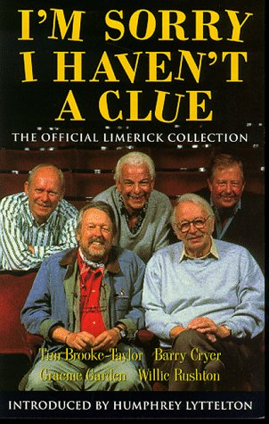 9780752826806: I'm Sorry I Haven't A Clue: The Official Limerick Collection