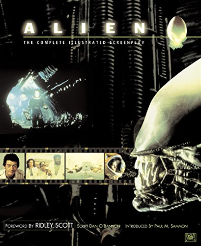 9780752831916: Alien: Illustrated Screenplay: Complete Illustrated Screenplay