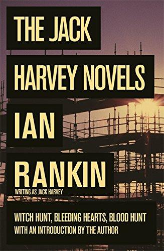 9780752837888: The Jack Harvey Novels