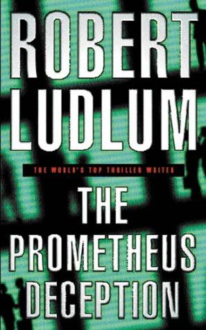 9780752843940: The Prometheus Deception (Roman)
