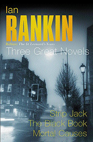 9780752846569: Rebus - The st Leonard's Years : Strip Jack', 'the Black Book', 'Mortal Causes