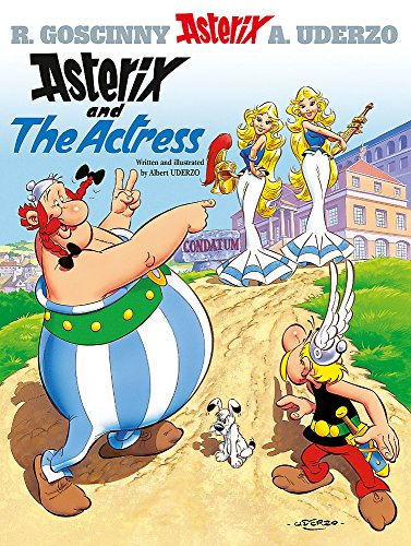 9780752846576: Asterix and the Actress: Album #31 (Asterix (Orion Hardcover))