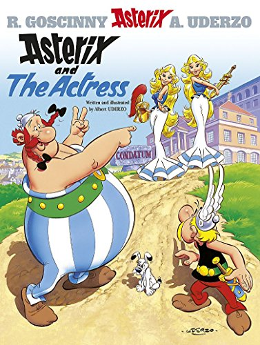 9780752846583: Asterix and the Actress