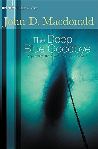 9780752847672: The Deep Blue Goodbye