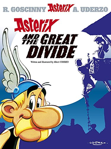 Asterix: Asterix and the Great Divide : Album 25
