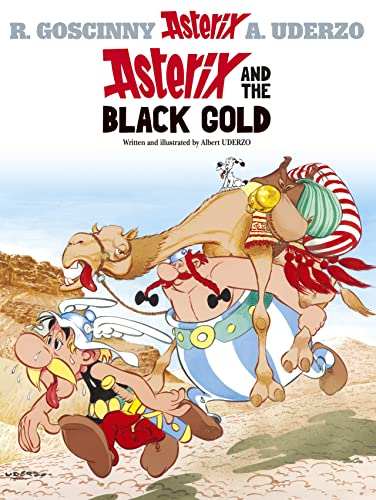 9780752847740: Asterix and the Black Gold: Album #26 (The Adventures of Asterix)