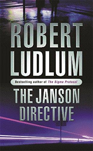 9780752849621: The Janson Directive