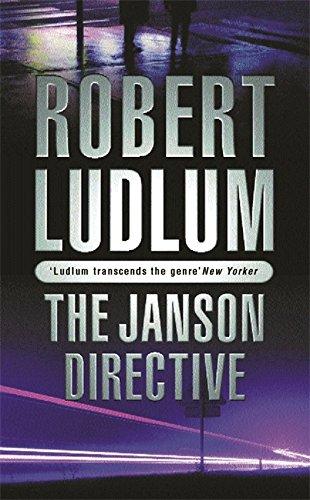 9780752849645: The Janson Directive