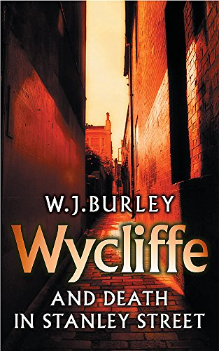 9780752849690: Wycliffe and Death in Stanley Street (Wycliffe Series)