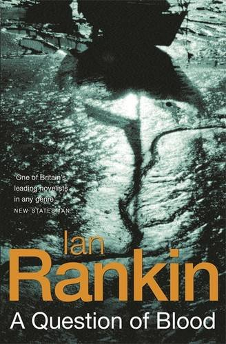 A Question of Blood DOODLED: Ian Rankin