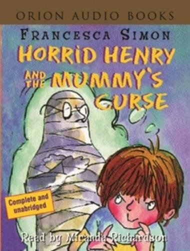 9780752851198: Horrid Henry and the Mummy's Curse (Book & Cassette)