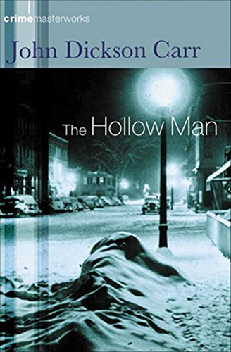 9780752851372: The Hollow Man (CRIME MASTERWORKS)