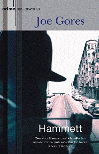 9780752851822: Hammett (CRIME MASTERWORKS)