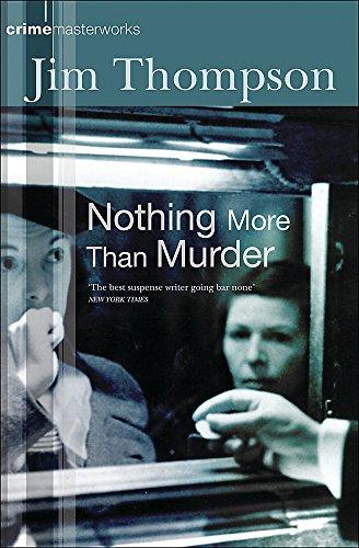 9780752852140: Nothing More Than Murder (Crime Masterworks)