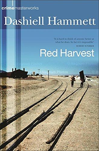 9780752852614: Red Harvest (Crime Masterworks)