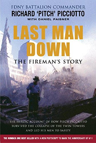 9780752852621: Last Man Down: The Fireman's Story