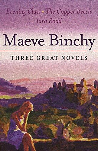 9780752852843: Three Great Novels : Evening Class', 'the Copper Beech', 'Tara Road