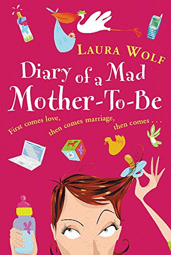 9780752853321: Diary of a Mad Mother-to-be