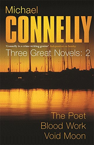 Three Great Novels LINED***SIGNED: Connelly, Michael